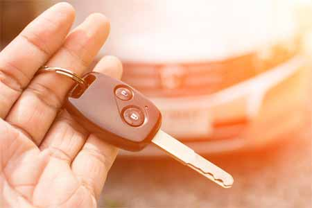 How long does it take to make a new car key