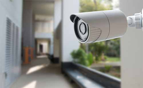 How you can power your outdoor security Camera