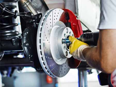 Some steps for estimating car repairing