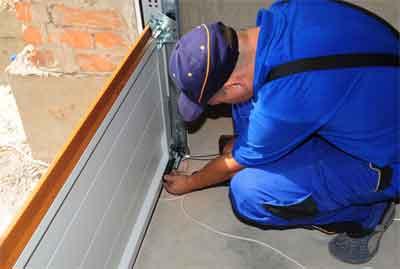 How to lubricate garage door springs