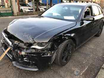 Which is the best place to sell the damaged car parts