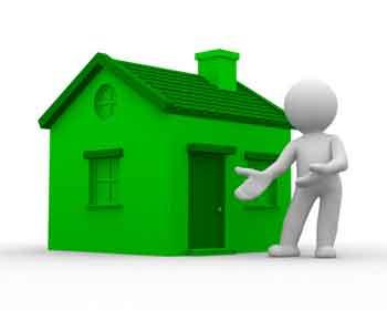 What a Green, Net-Zero Home Needs