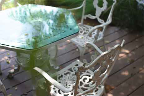 Create Unique, One of a Kind Pieces of Furniture Using Stencil Designs