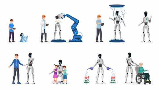How Robots Can Be Used In Our Everyday Lives