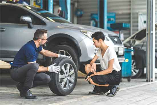 6 Reasons Why You Should Replace Old Tires